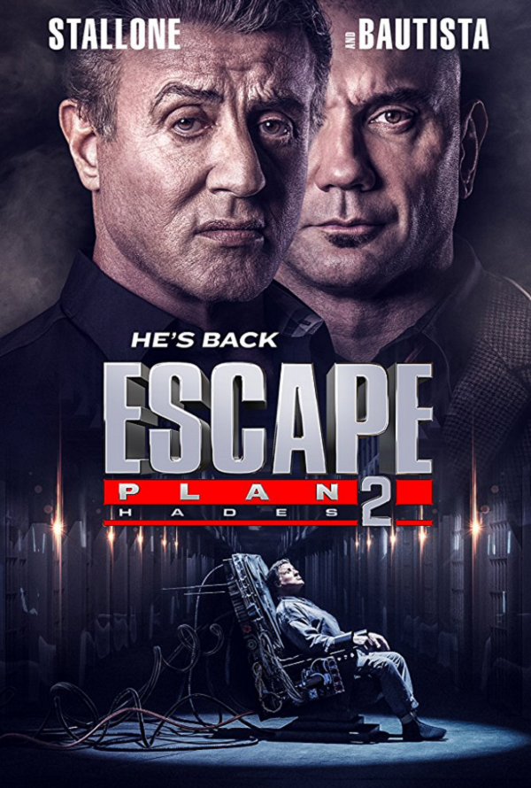 Escape Plan 2 Hades UV HD