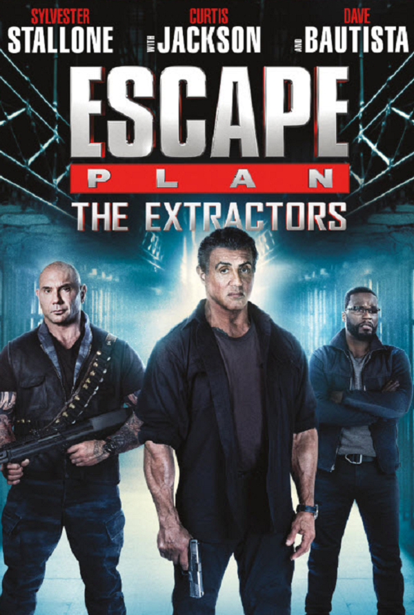 Escape Plan The Extractors VUDU HD