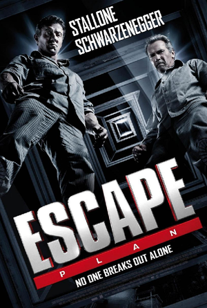 Escape Plan VUDU HD