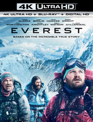 Everest VUDU 4K or iTunes 4K via Movies Anywhere