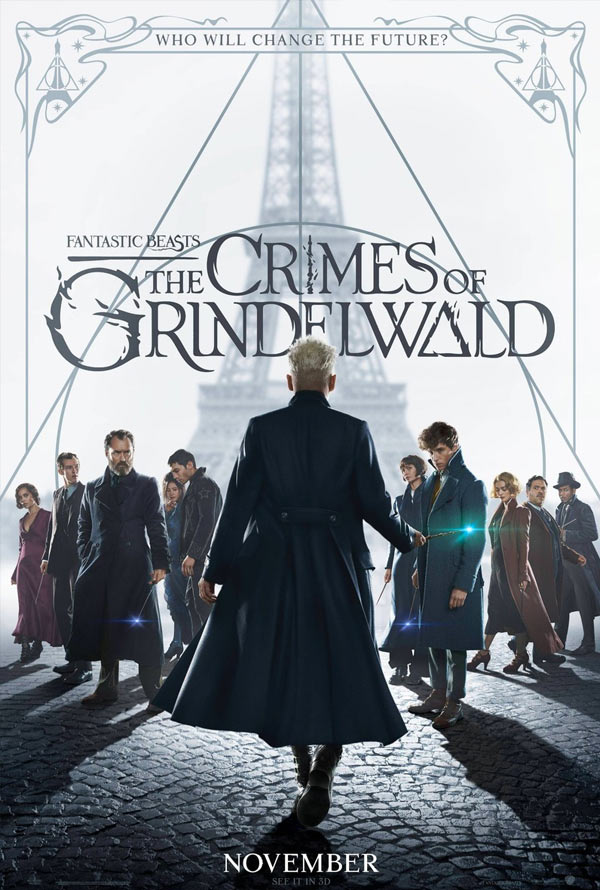 Fantastic Beasts the Crimes of Grindelwald VUDU HD or iTunes HD via Movies Anywhere