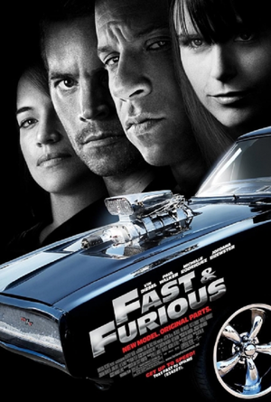 Fast and Furious VUDU HD