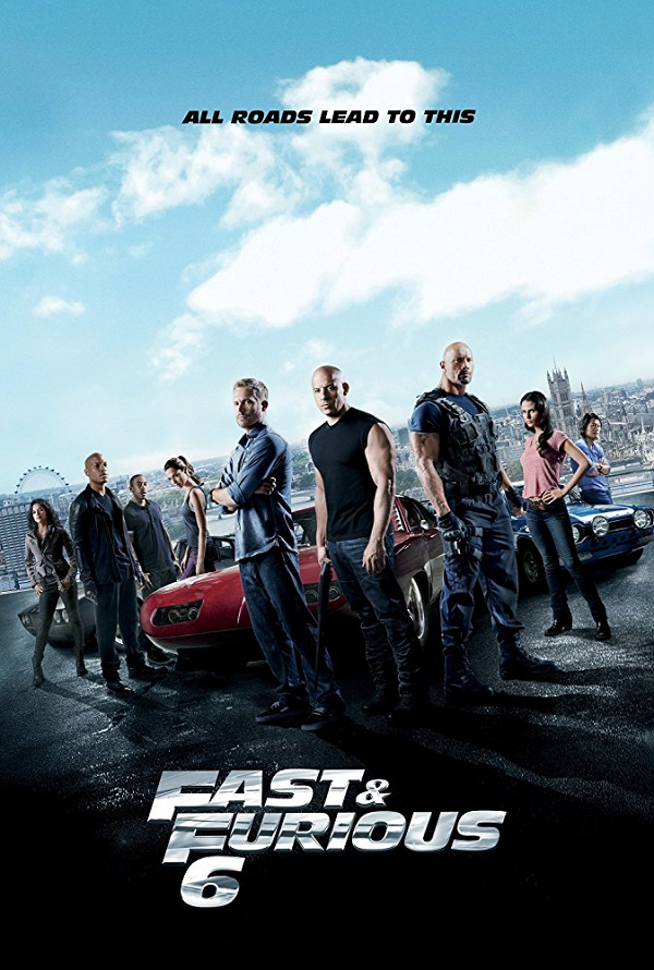 Fast & Furious 6 Extended Edition VUDU HD