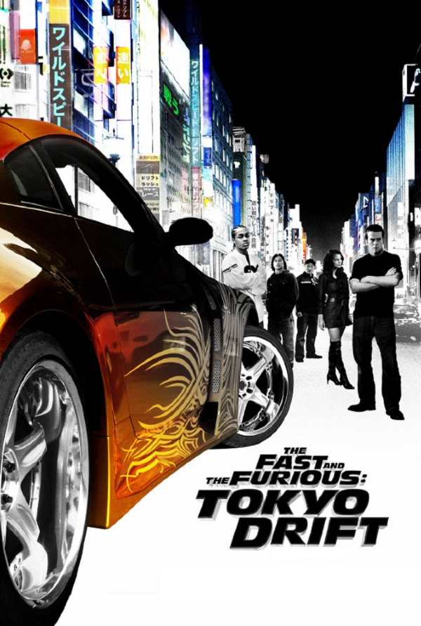 The Fast and the Furious Tokyo Drift iTunes HD