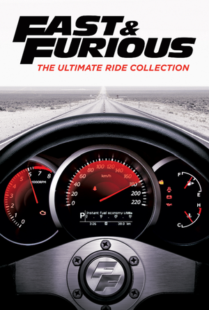 Fast and Furious Ultimate Ride Collection VUDU HD Instawatch (iTunes HD via MA)
