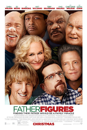 Father Figures VUDU HD or iTunes HD via MA