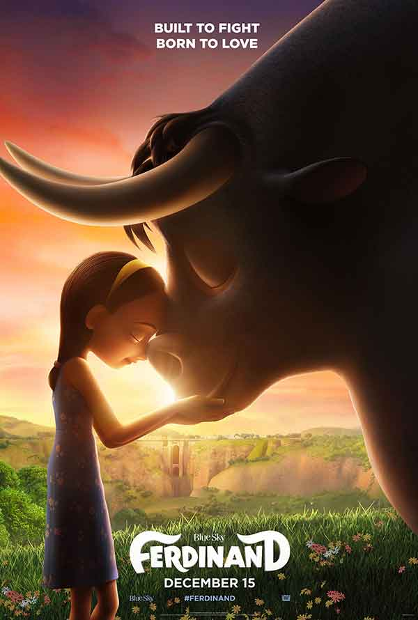 Ferdinand VUDU HD or iTunes HD via Movies Anywhere