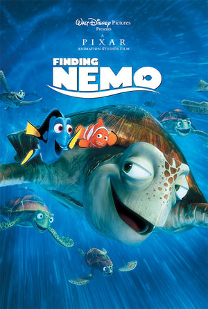 Finding Nemo Google Play HD (VUDU/iTunes via MA)