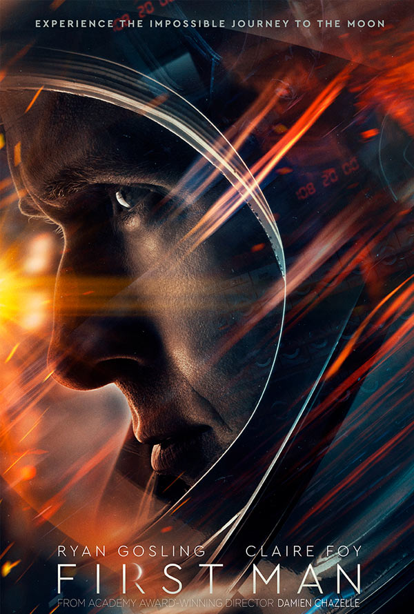 First Man VUDU HD or iTunes HD via Movies Anywhere