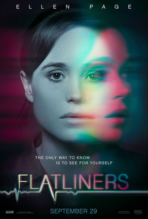 Flatliners UV HD or iTunes HD via Movies Anywhere
