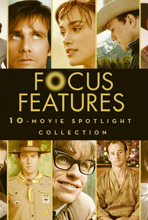 Focus Features 10-Movie Spotlight Collection MA VUDU HD iTunes HD