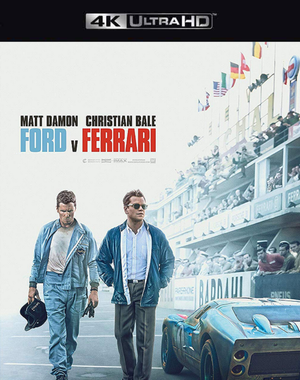 Ford v Ferrari VUDU 4K or iTunes 4K via MA