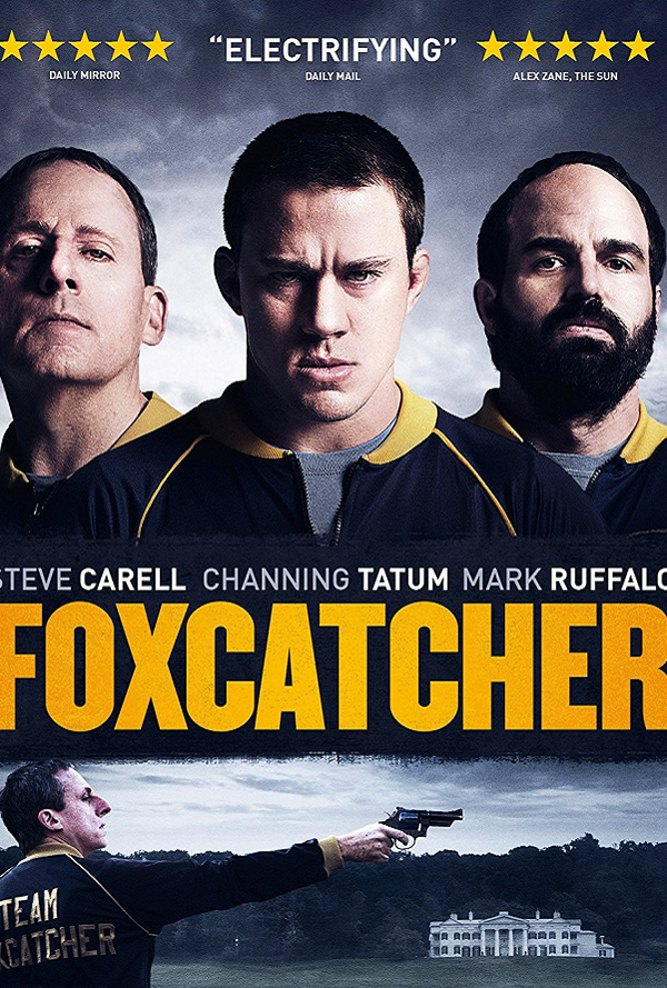 Foxcatcher VUDU HD or iTunes HD via Movies Anywhere