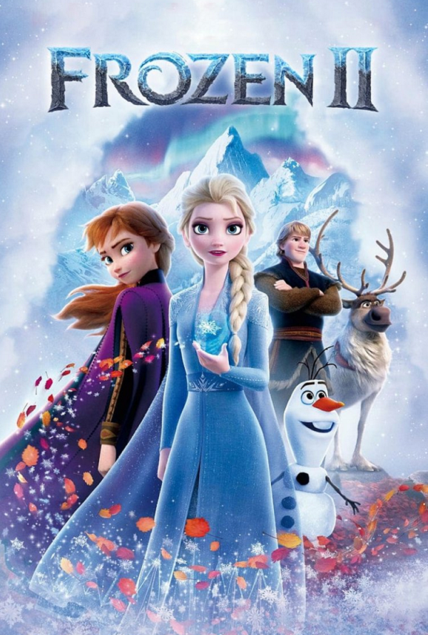 Frozen II MA VUDU HD iTunes HD
