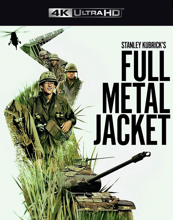 Full Metal Jacket VUDU 4K or iTunes 4K via MA
