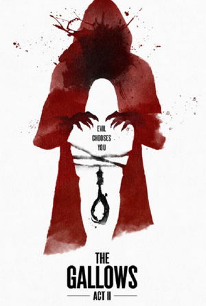 The Gallows Act II VUDU HD Instawatch