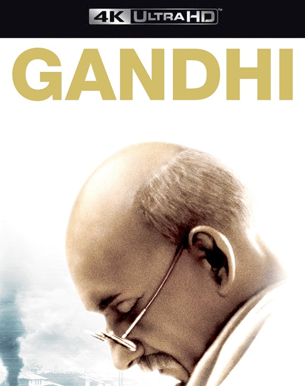 Gandhi VUDU 4K or iTunes 4K via MA