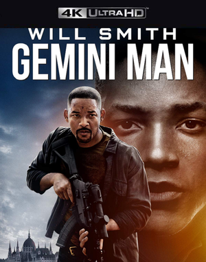 Gemini Man iTunes 4K