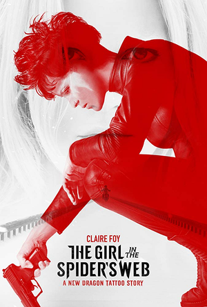 The Girl in the Spider's Web VUDU HD or iTunes HD via Movies Anywhere