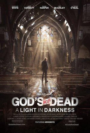 God's Not Dead: A Light in Darkness VUDU HD or iTunes HD via Movies Anywhere