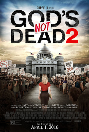 God's Not Dead 2 iTunes HD
