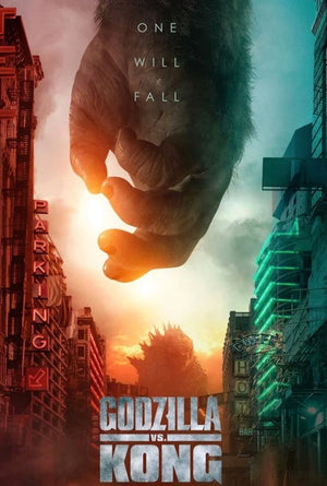 Godzilla vs Kong VUDU HD or iTunes HD via MA Pre-order JULY 31
