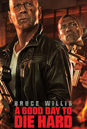 A Good Day to Die Hard Extended Cut VUDU HD or iTunes HD via MA