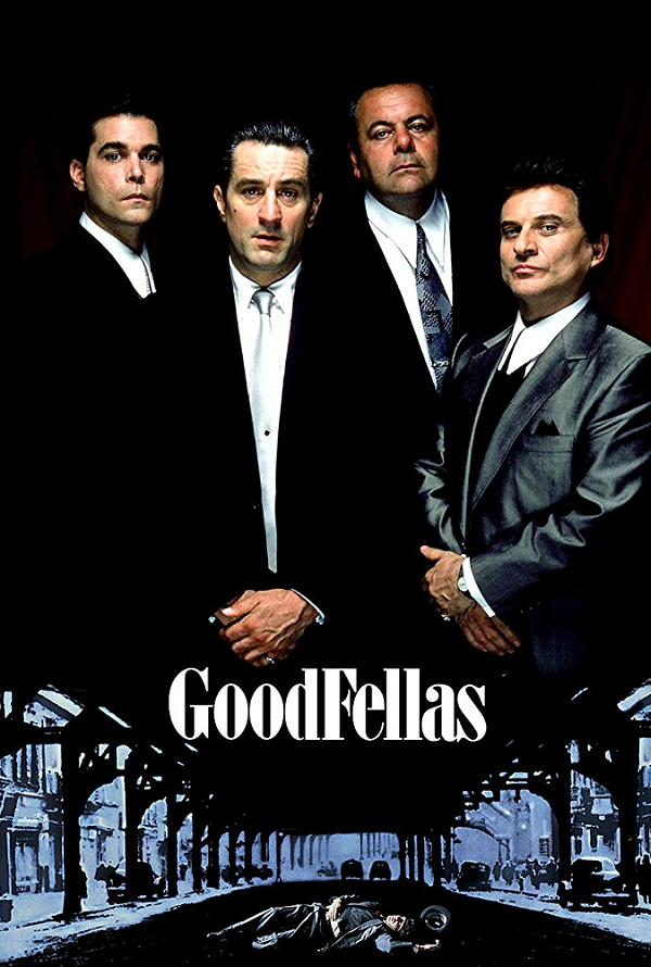 Goodfellas UV HD or iTunes HD via Movies Anywhere