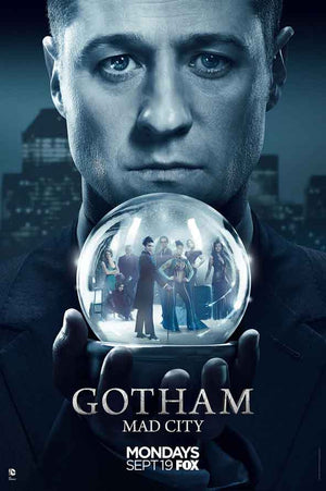 Gotham Season 3 UV HD