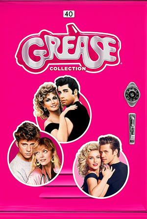 Grease Collection (Grease, Grease 2 & Grease Live!) UV HD