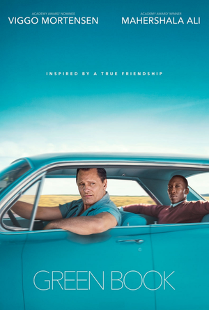 Green Book VUDU HD or iTunes HD via Movies Anywhere