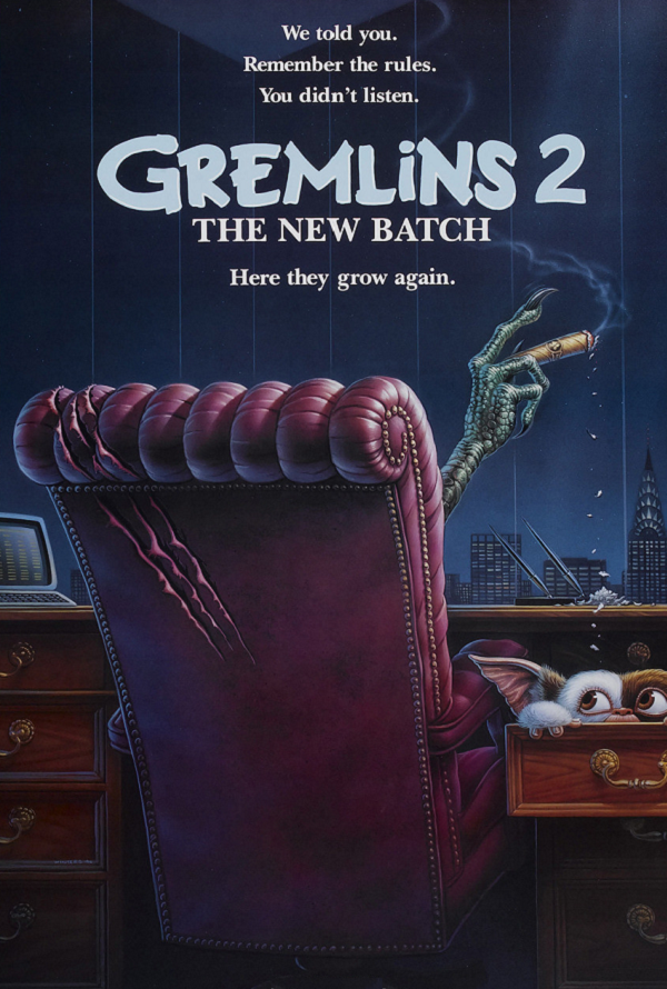 Gremlins 2 The New Batch VUDU HD or iTunes HD via Movies Anywhere