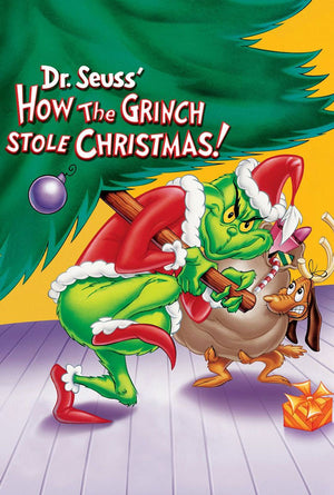 Dr. Seuss' How the Grinch Stole Christmas VUDU HD