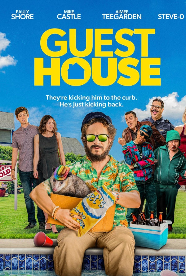 Guest House VUDU HD or iTunes 4K
