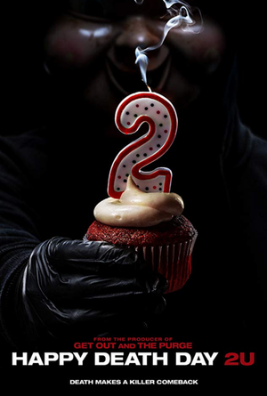 Happy Death Day 2U VUDU HD Instawatch (iTunes HD via MA)