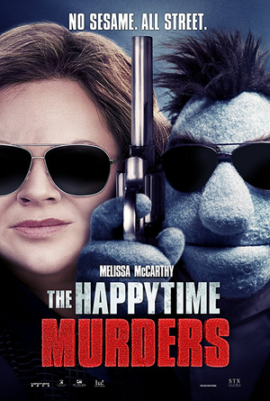 The Happytime Murders iTunes 4K