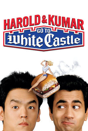 Harold & Kumar Go to White Castle VUDU HD or iTunes HD via MA