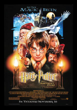 Harry Potter and the Sorcerer's Stone UV HD or iTunes HD via Movies Anywhere