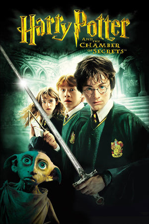 Harry Potter and the Chamber of Secrets VUDU HD or iTunes HD via Movies Anywhere