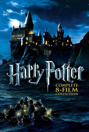 Harry Potter Complete 8-Film Collection VUDU HD Instawatch (iTunes HD via MA)