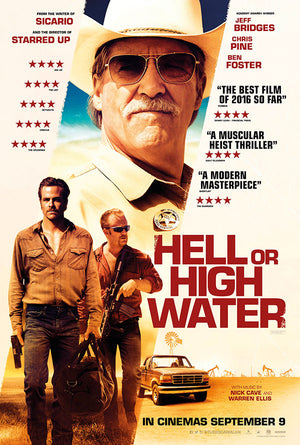 Hell or High Water UV HD