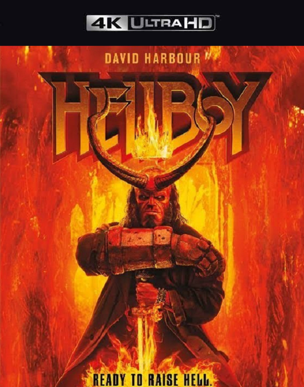 Hellboy 2019 VUDU 4K or iTunes 4K