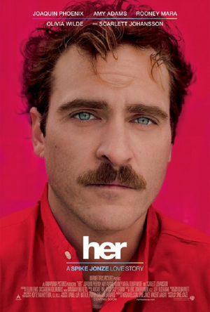 Her VUDU HD or iTunes HD via Movies Anywhere