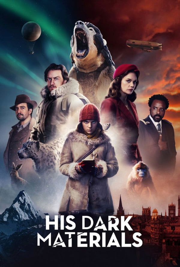 His Dark Materials Season 1 VUDU HD