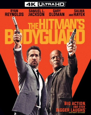 Hitman's Bodyguard UV 4K or iTunes 4K
