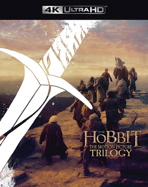 The Hobbit Trilogy Extended Edition MA 4K VUDU 4K iTunes 4K