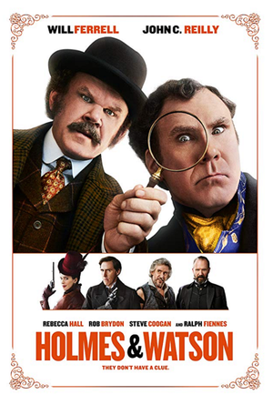 Holmes and Watson VUDU HD or iTunes HD via Movies Anywhere
