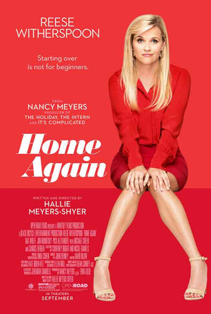 Home Again UV HD or iTunes HD via Movies Anywhere