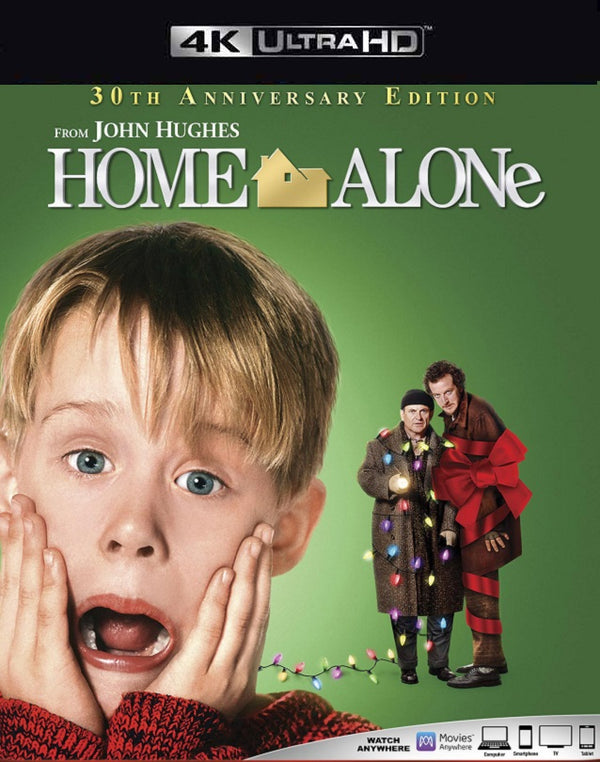 Home Alone MA 4K VUDU 4K iTunes 4K
