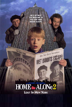 Home Alone 2 Lost in New York VUDU HD or iTunes HD via Movies Anywhere